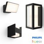 Philips Hue wandlampen
