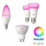 Philips Hue White and Color Ambiance lichtbronnen