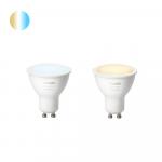 Hue - GU10 - 5W - White Ambiance set van 2 product photo