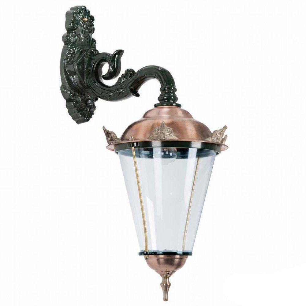 KS Verlichting Nostalgische wandlamp Volendam 3 met kronen KS 1308