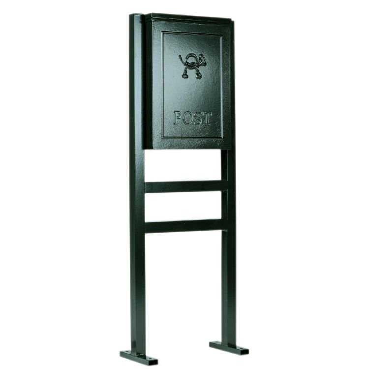 brievenbus postbox b9a in frame van ks verlichting kopen lampentotaal. Black Bedroom Furniture Sets. Home Design Ideas