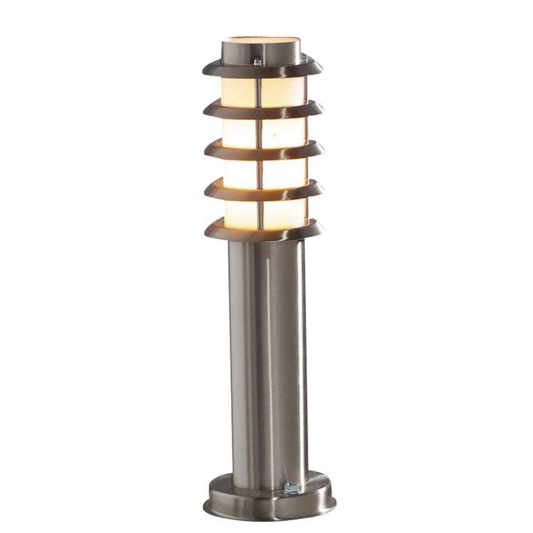 Konstsmide Trento Staande buitenlamp Spaarlamp E27 11 W 7561-000 RVS