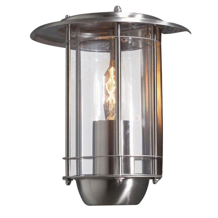 KonstSmide Rvs wandlamp Trento Konstsmide 7565-000