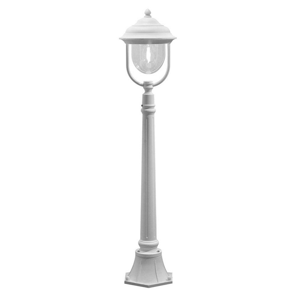 Romantische padlamp PARMA, wit