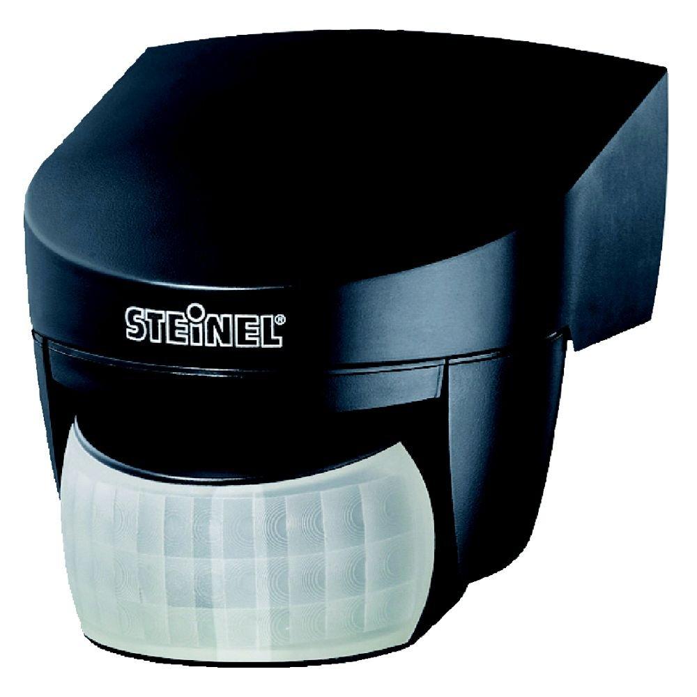 Steinel IS 140-2 infraroodsensoor bewegingsmelder zwart 608811