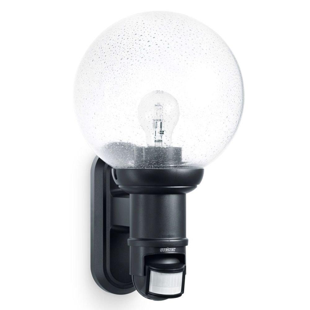 STEINEL sensor- buitenwandlamp L 560 S, zwart