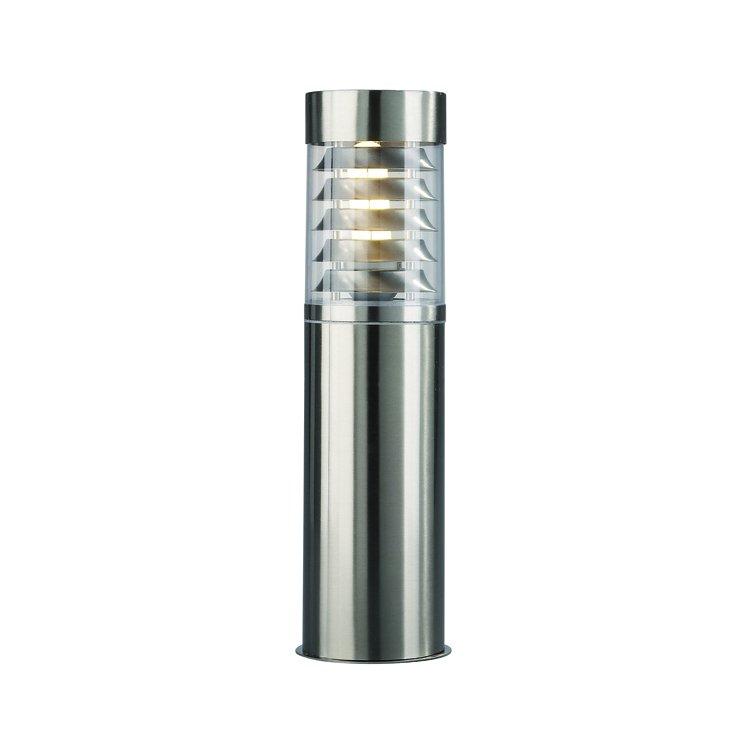 Massive BIRMINGHAM Sokkellamp RVS 1 x 20 W 230 V 39,5 cm