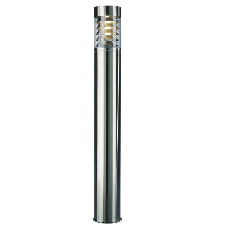 Massive BIRMINGHAM Sokkellamp RVS 1 x 20 W 230 V 79,5 cm