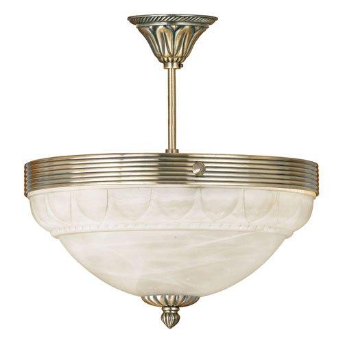 Eglo Hanglamp Antiek Marbella glas Eglo 85856