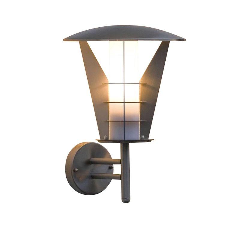 KonstSmide Rvs wandlamp Livorno Konstsmide 7343-000