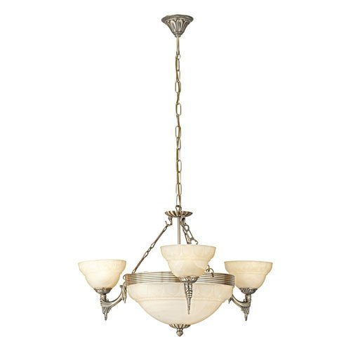 Eglo Hanglamp Antiek Marbella glas Eglo 85857