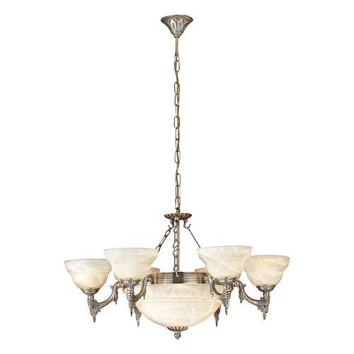 Eglo Hanglamp Antiek Marbella glas Eglo 85858