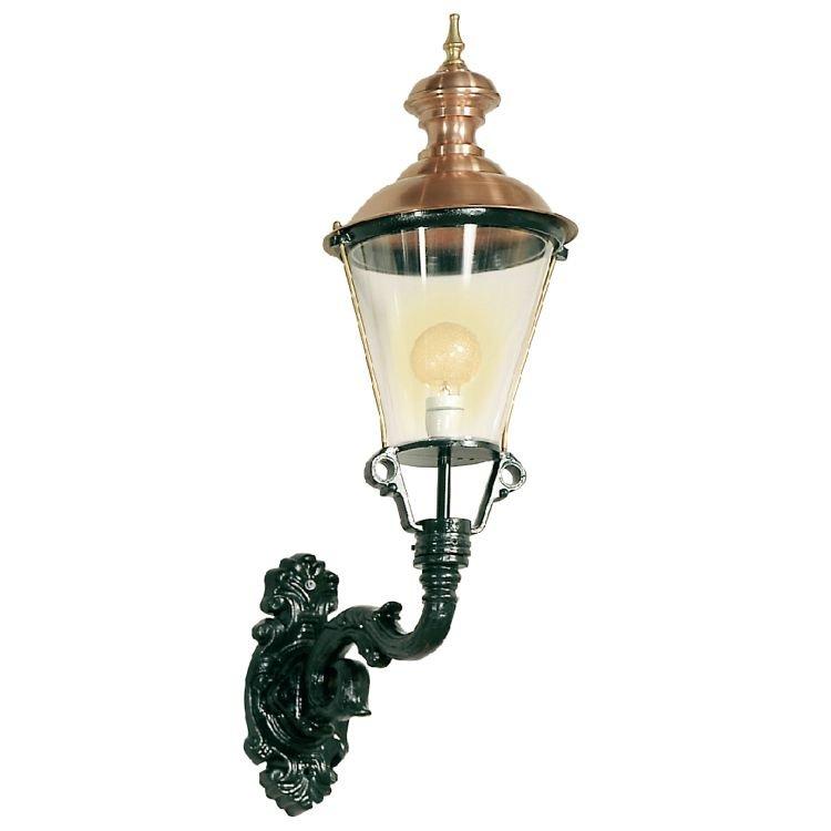 KS Verlichting Wandlamp nostalgie Volendam 1 KS 1312