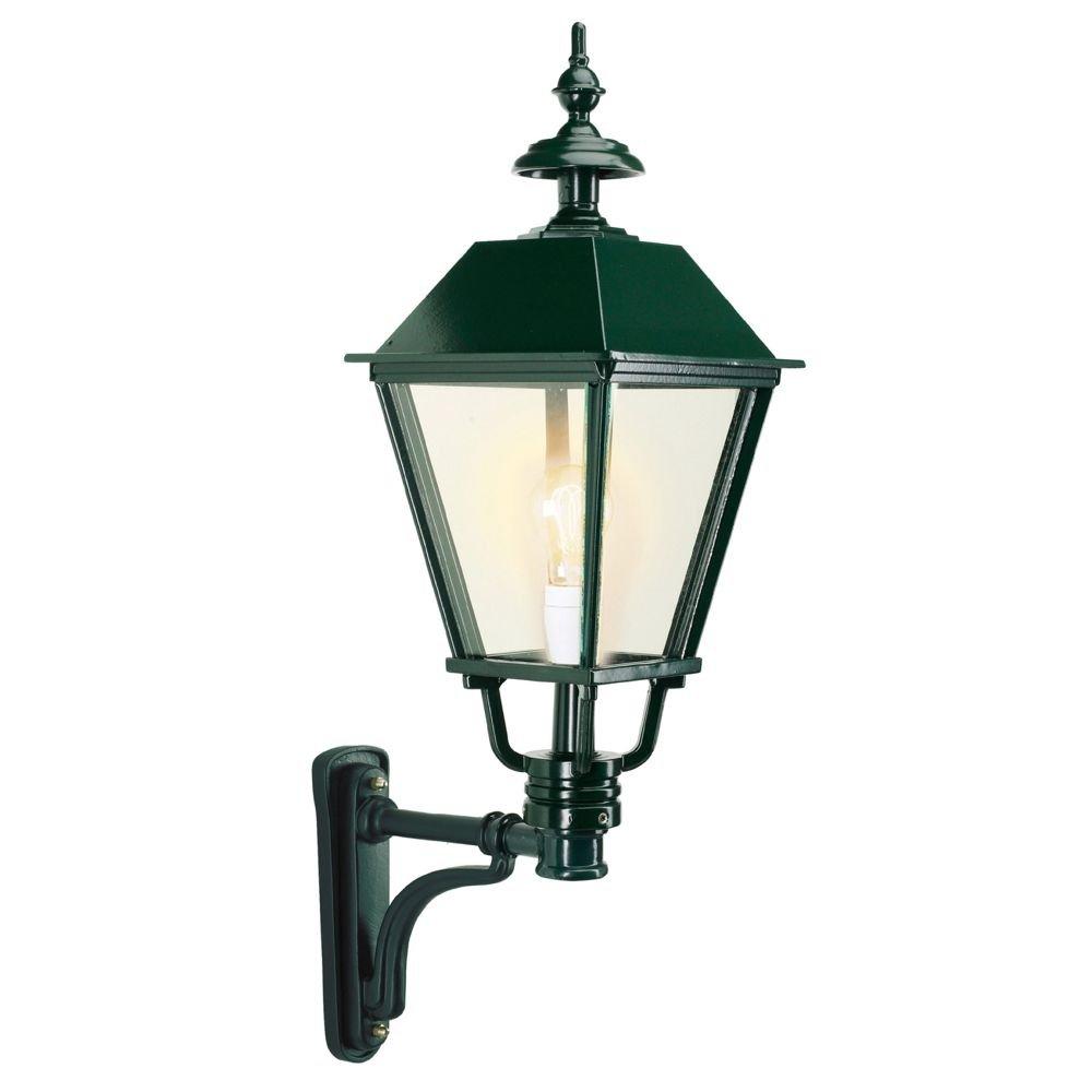 KS Verlichting Vierkante wandlamp Bergen nostalgie KS 1231
