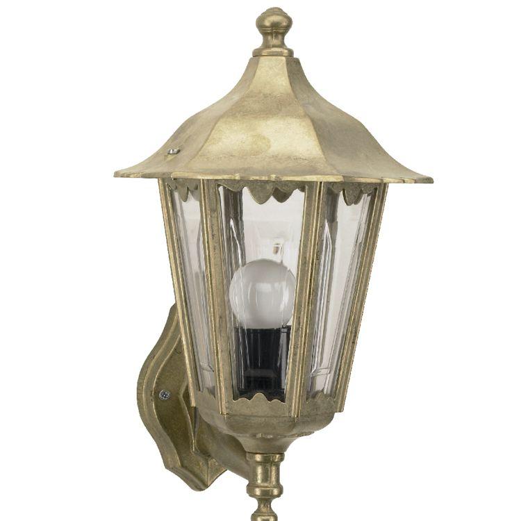 KS Verlichting Wandlamp Maritiem brons KS 7289