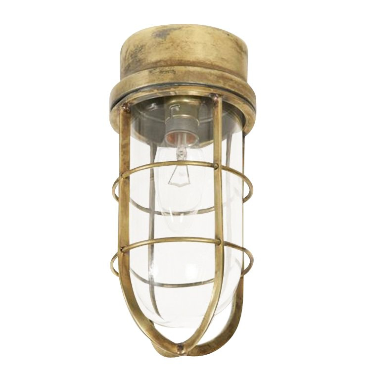 Limehouse Muurlamp - plafondlamp Flush Wheelhouse Limehouse 448F