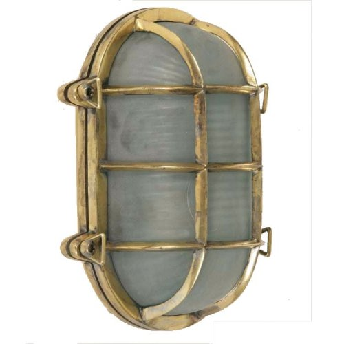 Large Oval Ships Bulkhead - Limehouse 445a - € 318,95