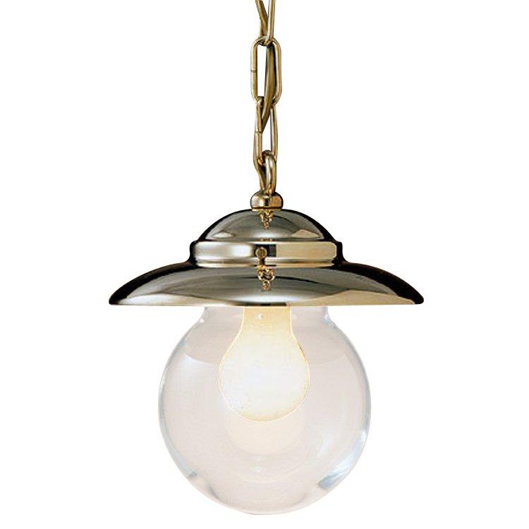 Outlight Hangende scheepslamp Optimist messing Maritime 2071B.LT