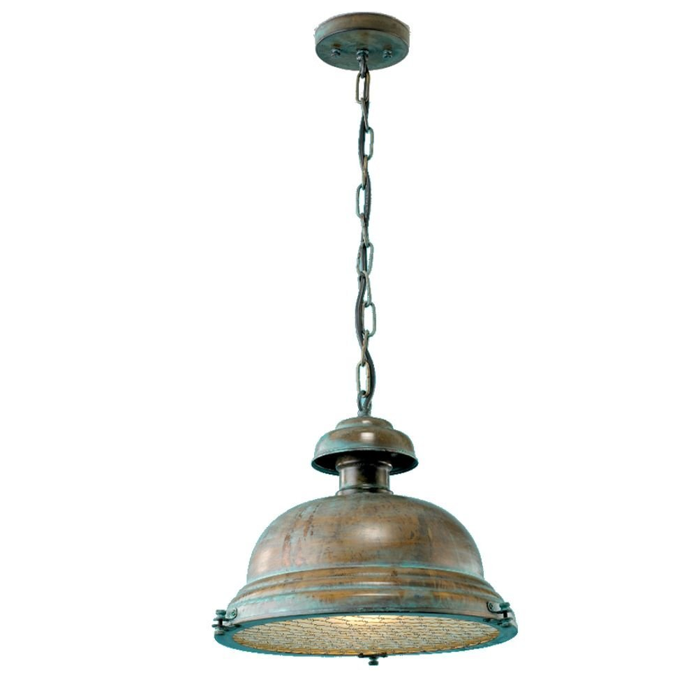 Outlight Koperen hanglamp Antique Maritime 1203-25