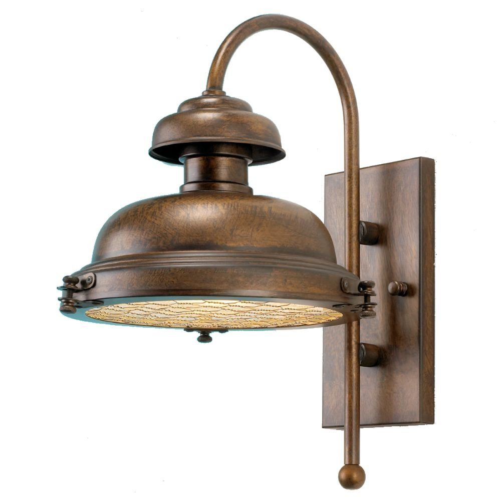 Outlight Koperen wandlamp Antique Maritime 1200 89