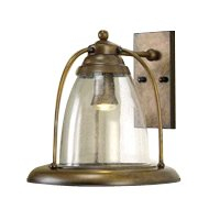 Outlight Koperen wandlamp Lantern Antique Maritime 1500 89