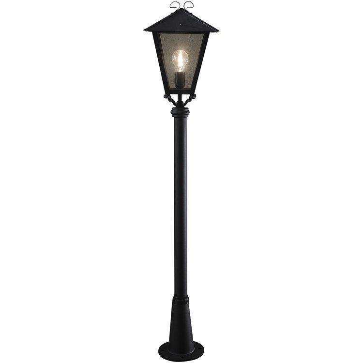 Konstsmide Benu Staande buitenlamp Spaarlamp, LED E27 100 W 436-750 Zwart