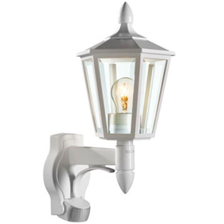 Steinel Klassieke wandlamp L15 met bewegingsmelder Steinel 617912