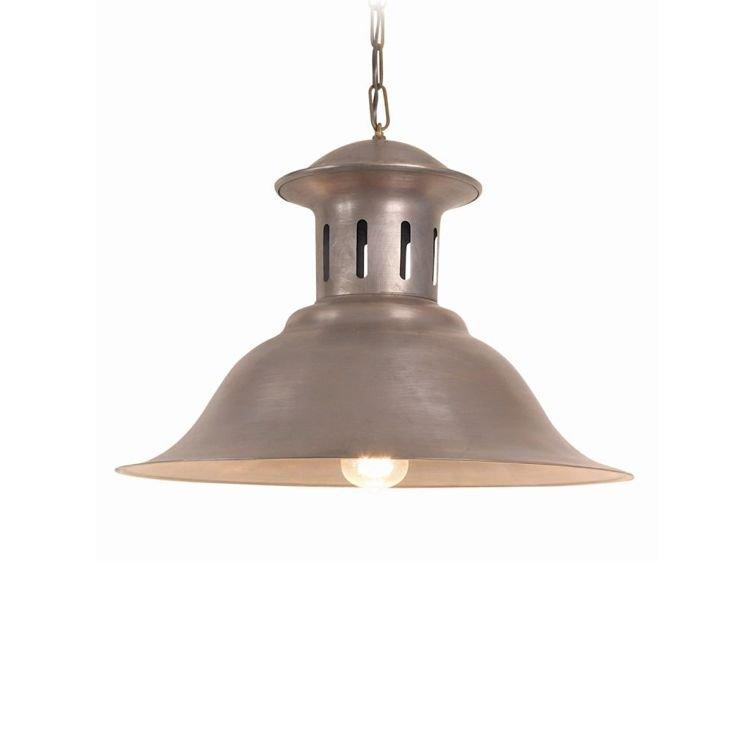 KS Verlichting Landelijke hanglamp Maxime L aan ketting KS 1248