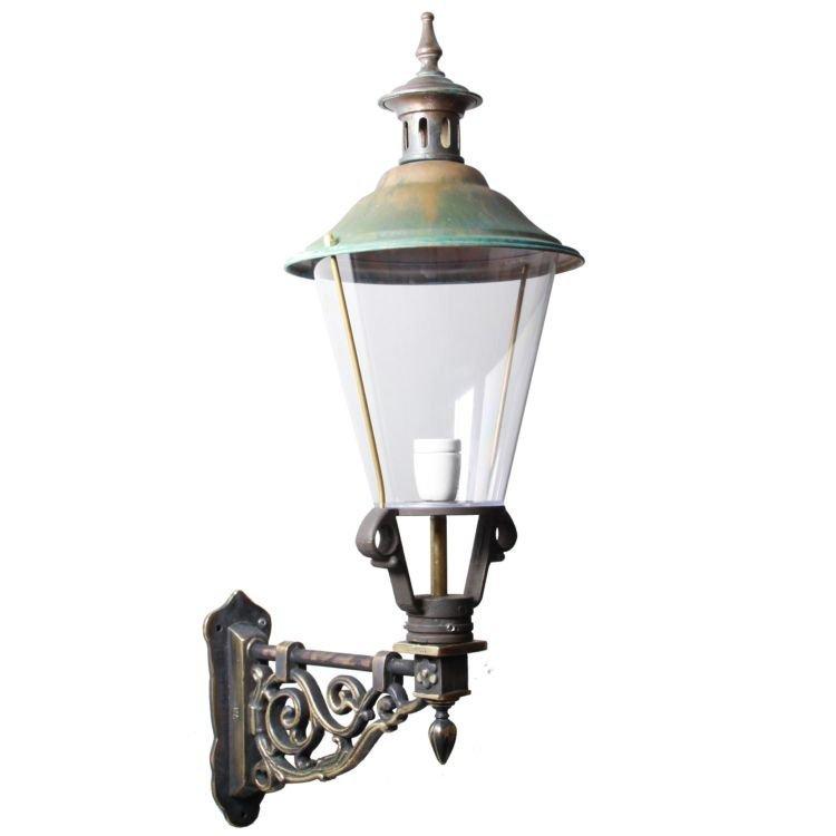 KS Verlichting Staande wandlamp Scheveningen nostalgie KS 1279