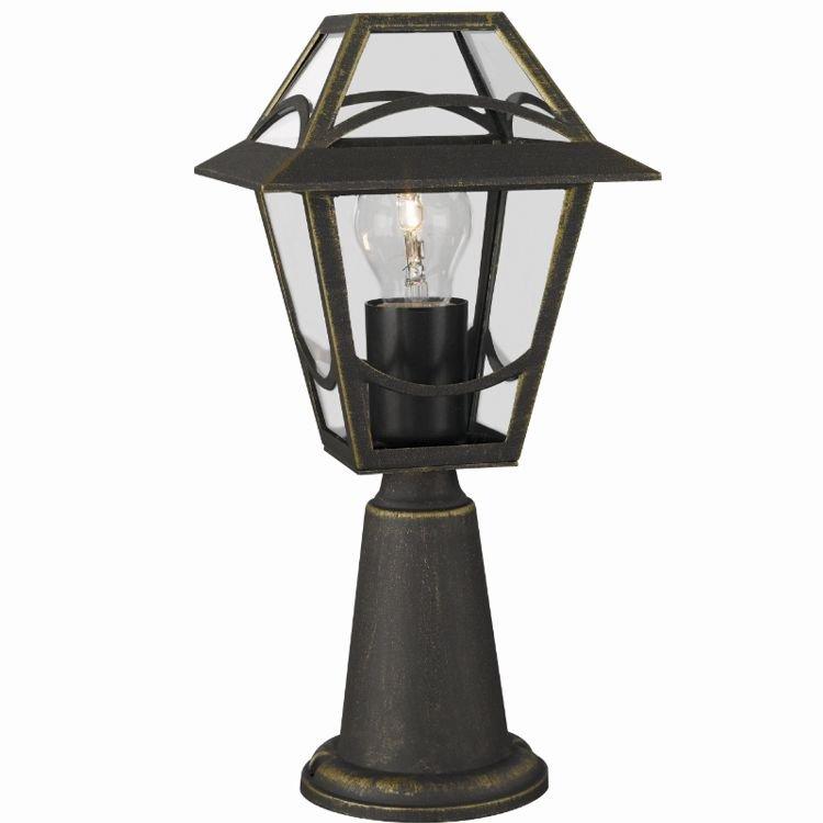 Massive BABYLON Sokkellamp 1 x 60W 230V 35,5 cm