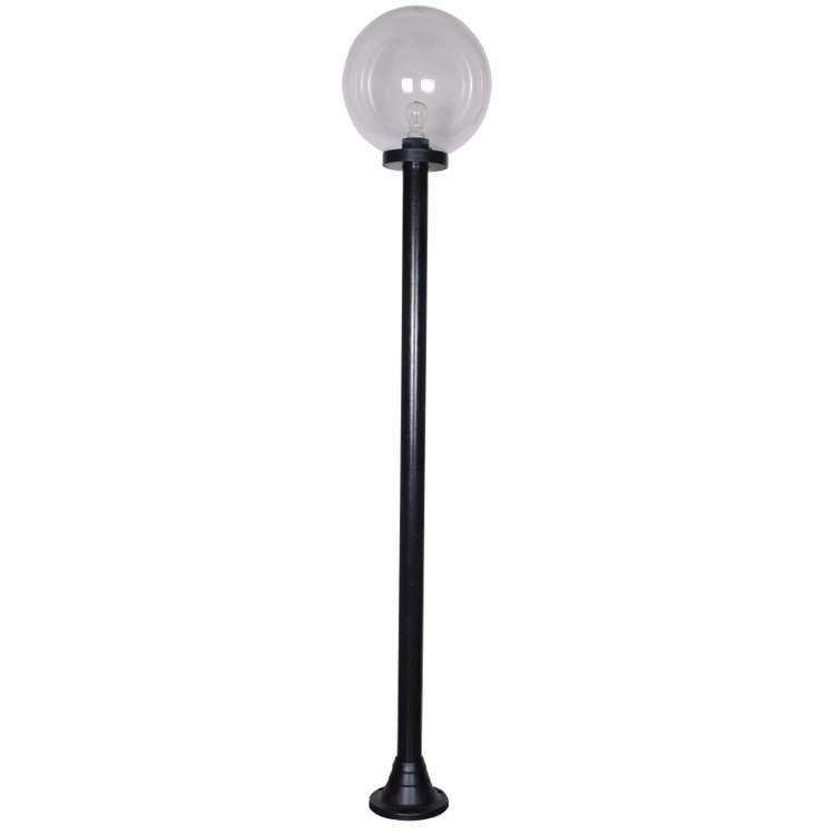 Elro Bol lamp Bolano 186cm. staand Ou. NFB35HP150