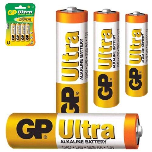 Battery - AA Size - LR6 - Wa. 15AU-U4 - € 5,95