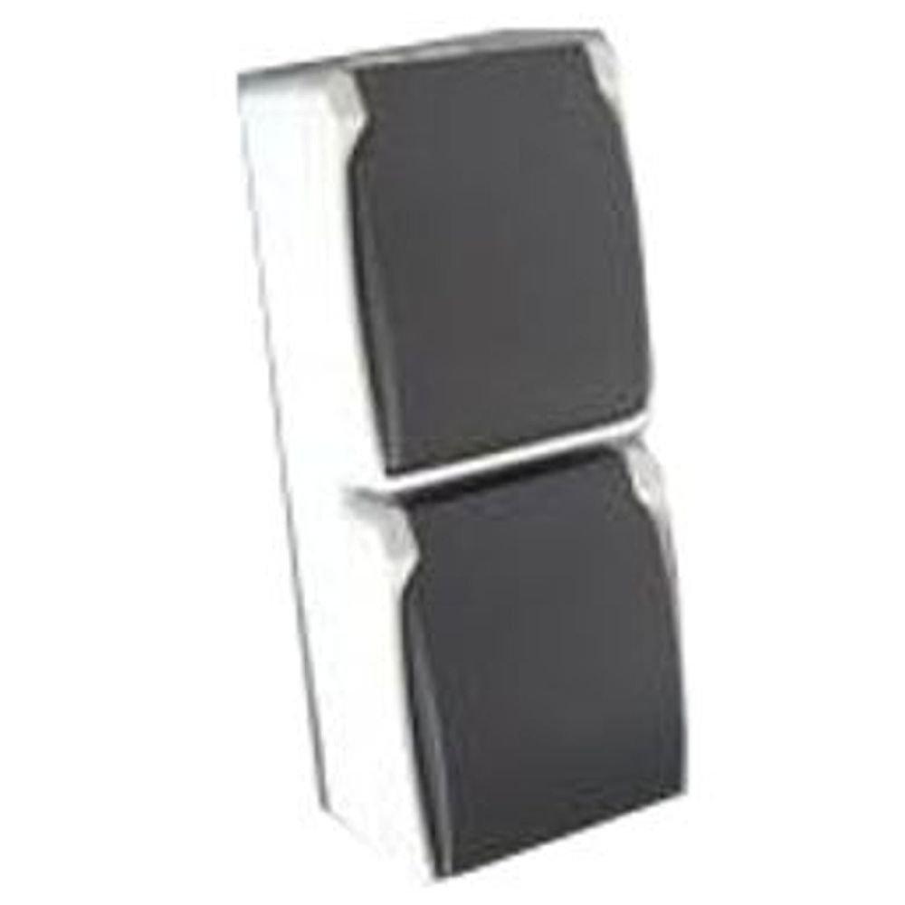 Elro Stopcontact Dubbel Double socket voor buiten Ou. 13762