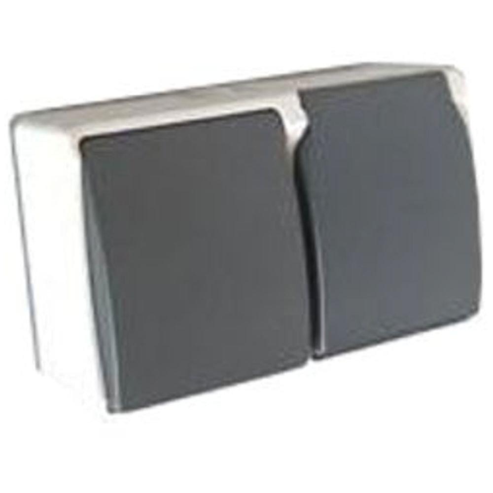 Elro Stopcontact Schakelaar Socket Switch voor buiten Ou. 13760