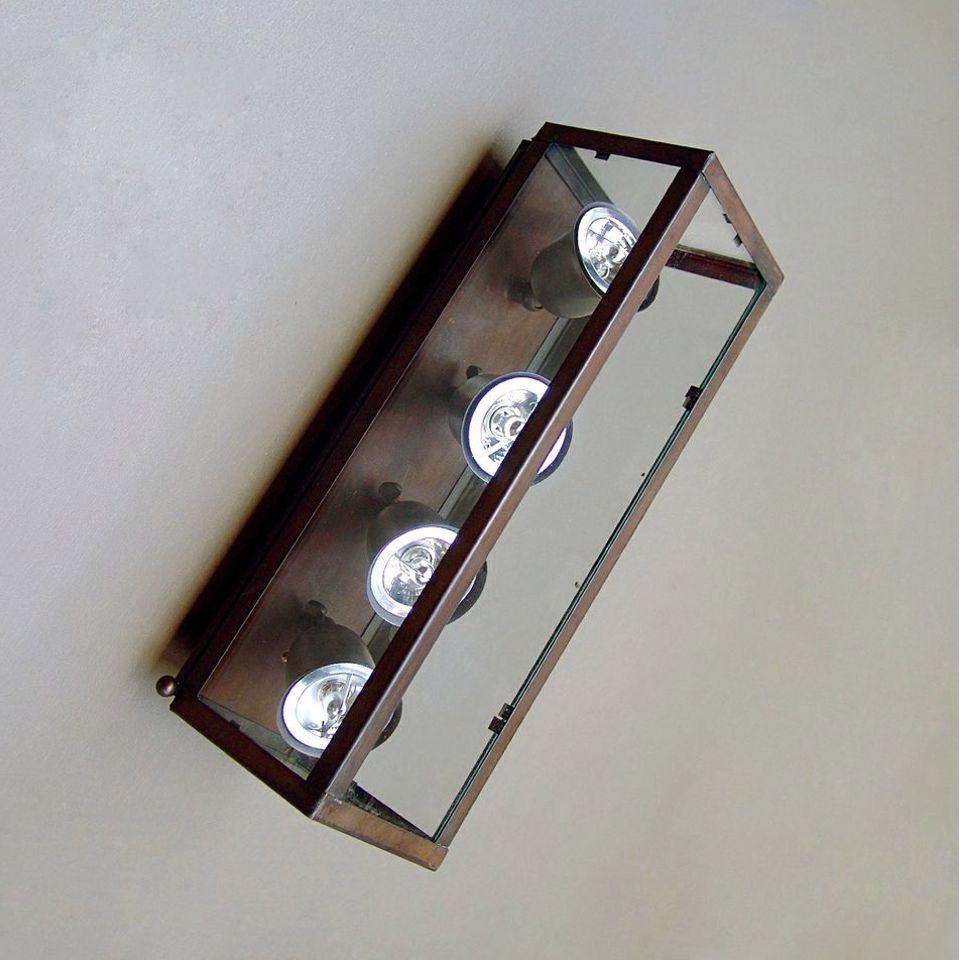 Authentage Plafondlamp Vitrine 4L Fleure landelijke stijl Authentage VIT004208