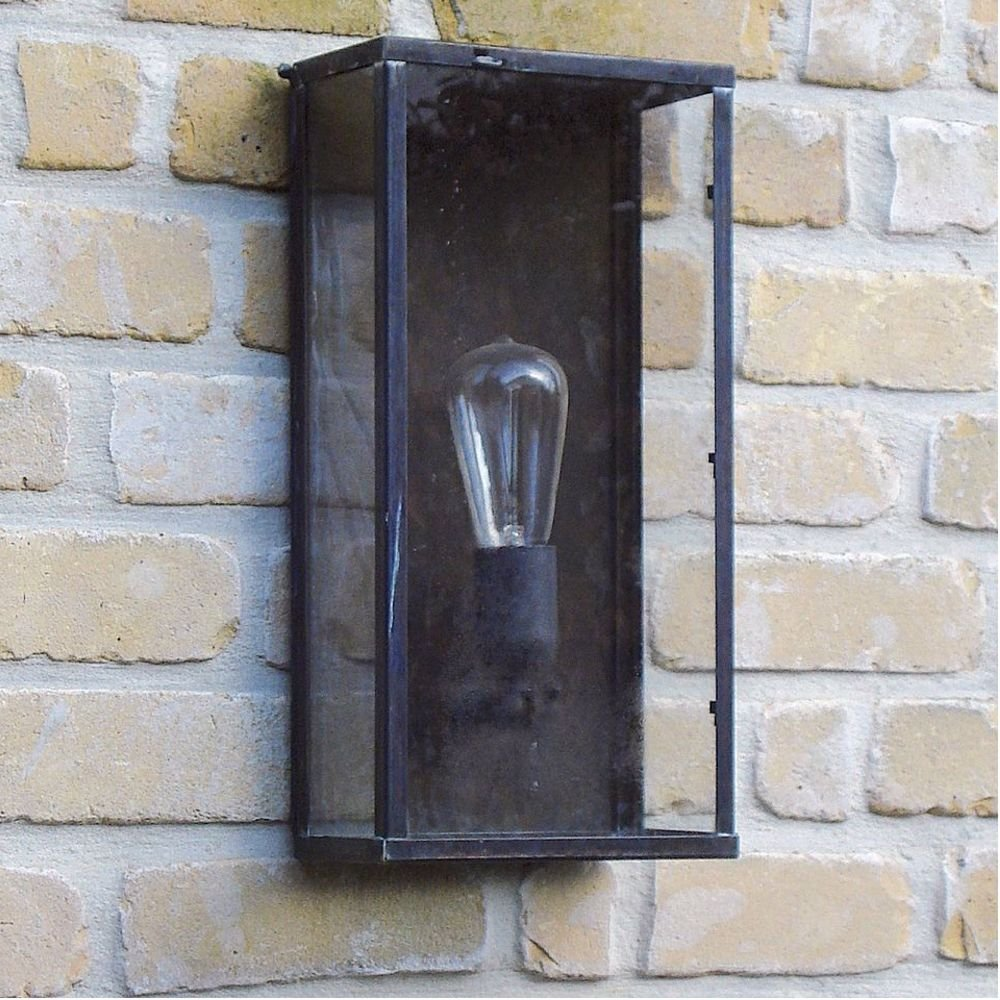 Authentage Landelijke Vitrine 1L Normal wandlamp Authentage VIT001002