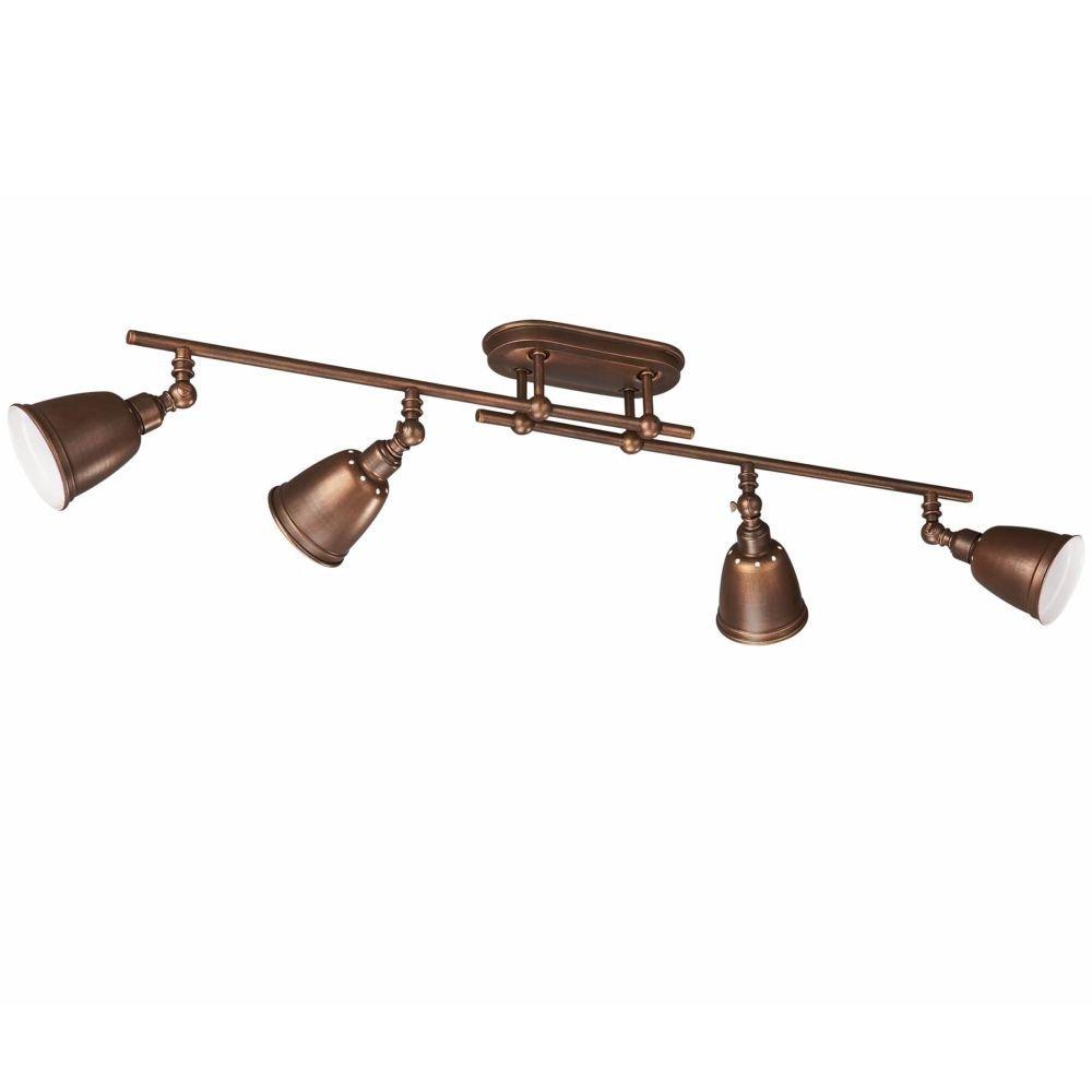 Massive Plafondlamp Landelijk Petrol Philips 5213443PN