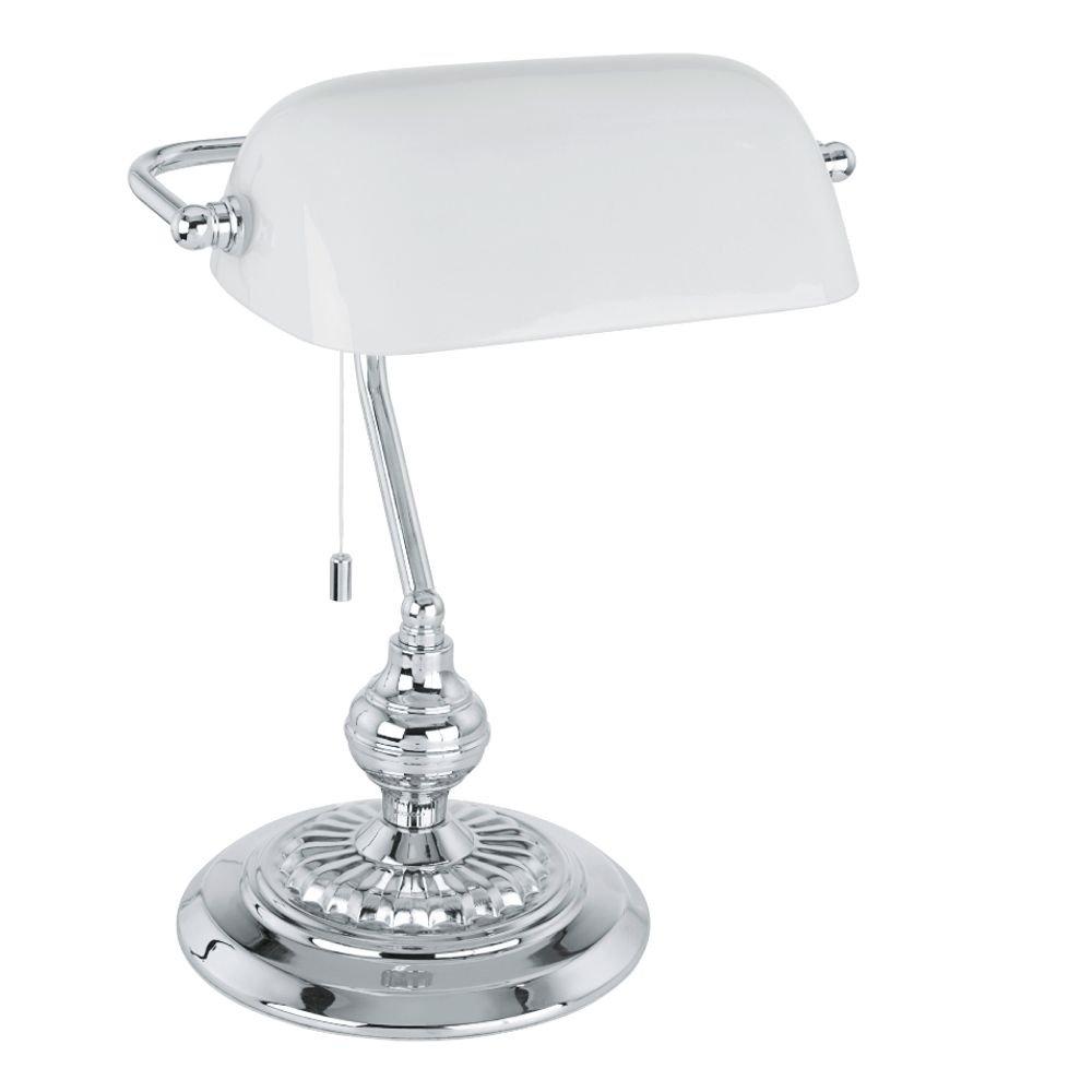 Eglo Bureaulamp Antiek Banker Eglo 90968