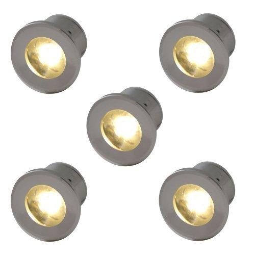 Outlight Led inbouwspots Forte Mini (5 x) 230 volt Ou. VY005-1w