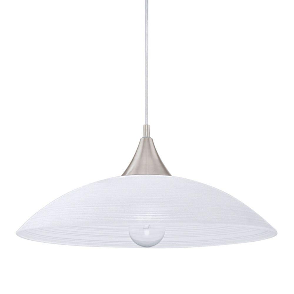 Eglo Design Hanglamp Lazolo rvs Eglo 91496