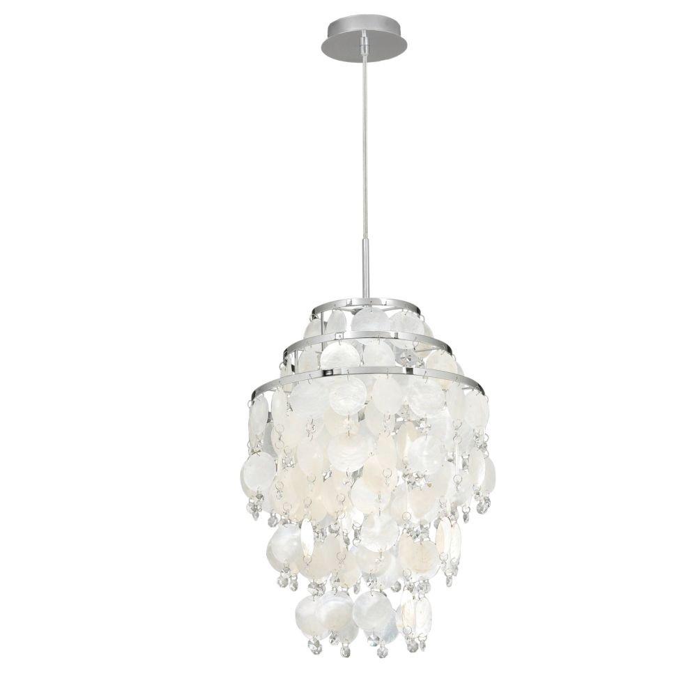 Schitterende hanglamp Chipsy met 1 licht