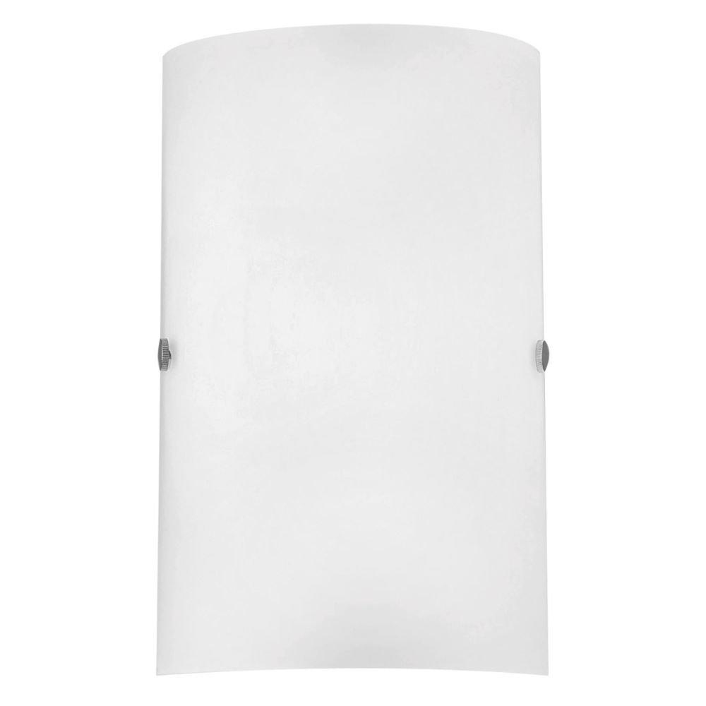 Aantrekkelijke wandlamp Troy wit
