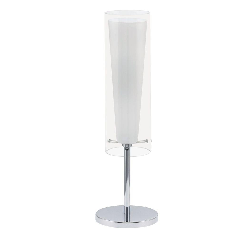 Dubbelglazen tafellamp PINTO