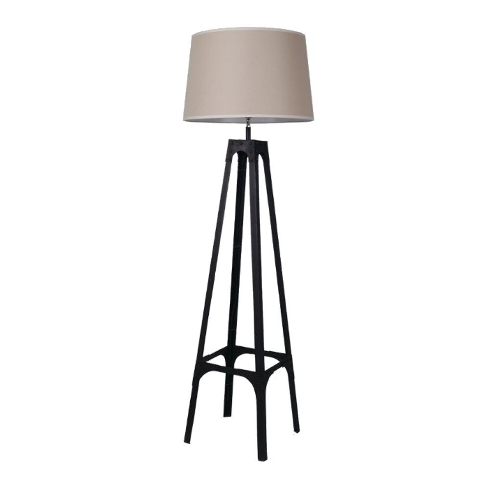 Van De Heg Klassieke vloerlamp Gladiator Heg 6193001