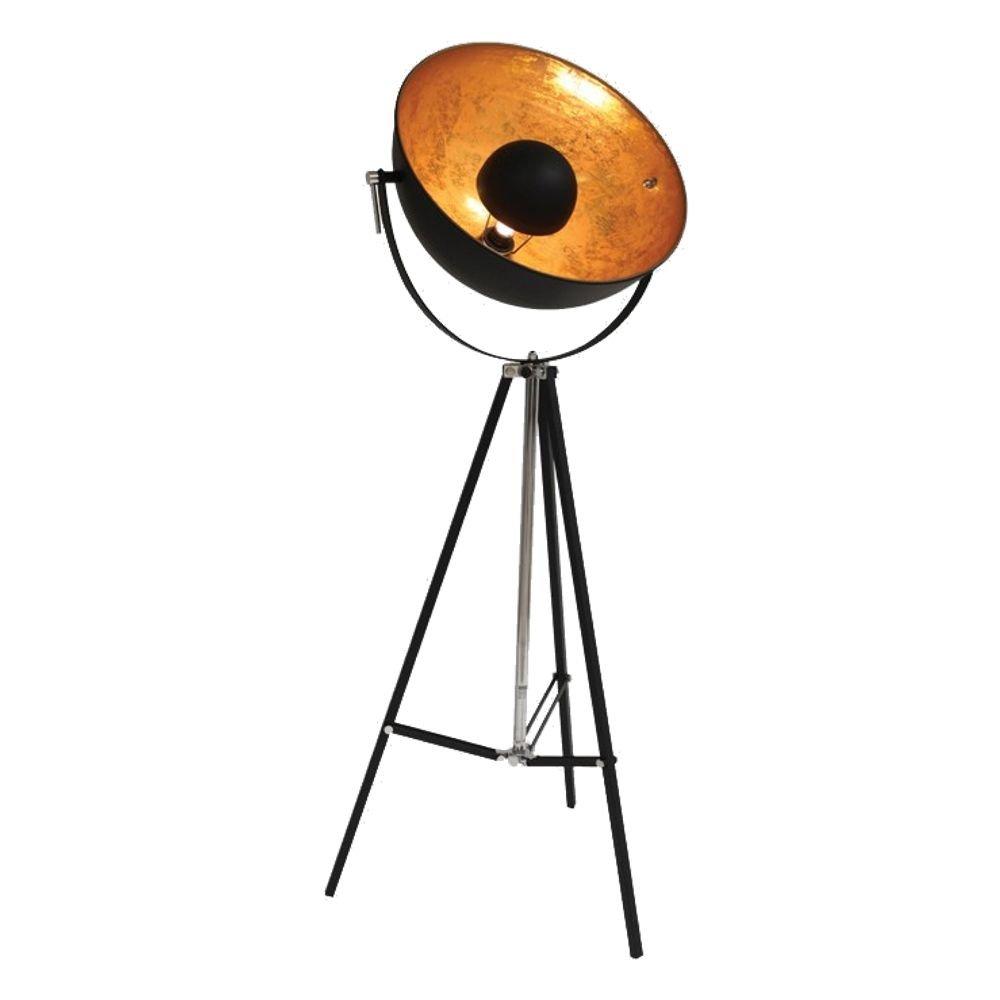 Van De Heg Stoere vloerlamp Golden Sun spot Heg 665908