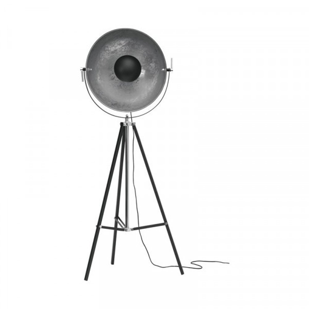 Van De Heg Stoere vloerlamp Silver Sun spot Heg 665910