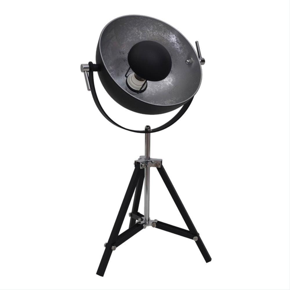 Van De Heg Stoere tafellamp Silver Sun Heg 265910