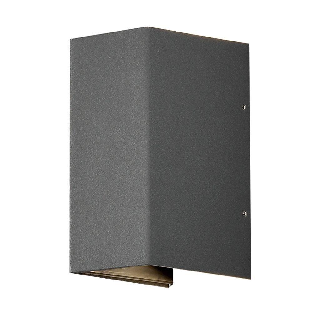 Wandlamp Cremona 7940-370 LED vierkant donker grijs