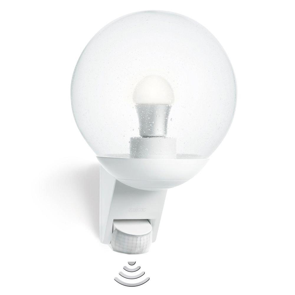 Sensor buitenwandlamp L 585 S van STEINEL, wit