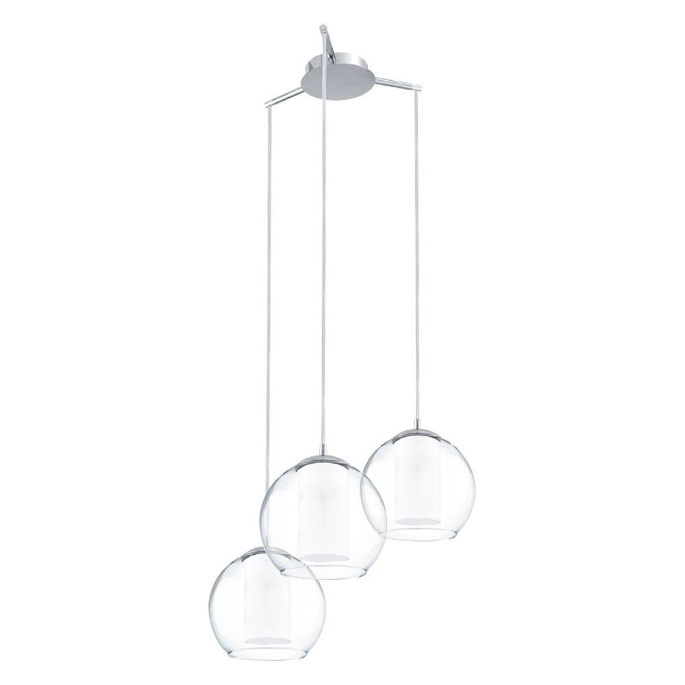 Eglo Hanglamp Met Glaskappen Bolsano Eglo 92762